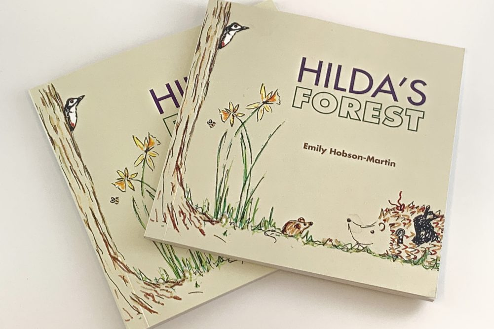 Hilda's Forest Book